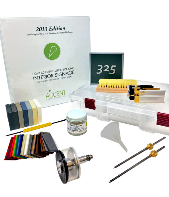 auto-raster universal license kit